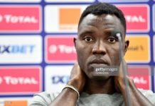 Black Stars midfielder, Kwadwo Asamoah